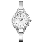 Caravelle New York Ladies Bracelet - Crystal Custom Watch