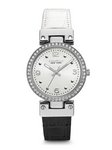Caravelle New York Ladies Leather strap Company Watch