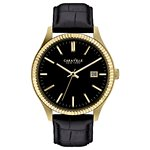 Caravelle New York Men's Strap Custom Watch