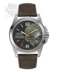 Harley Davidson Timepieces by Bulova Men's Strap - Brown