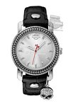 Harley Davidson Timepieces by Bulova Ladies Strap - Black Company