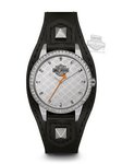 Harley Davidson Timepieces by Bulova Ladies Strap Company Watch