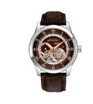 Bulova Watches Men's Strap - Automatic Custom Watch