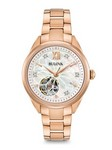 Bulova Watches Ladies Bracelet - Diamond Company Watch