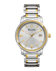 Bulova Watches Mens Bracelet - Highbridge Company Watch