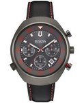 Bulova Watches Men's Strap Company Watch