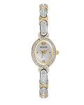 Bulova Watches Ladies Bracelet - Crystal Custom Watch