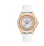 Bulova Watches Ladies Diamond Strap Company Watch