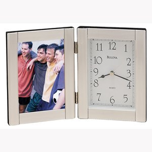 Bulova Clocks Forte II (Picture Frame) Custom Clock