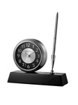 Bulova Clocks The Signature Desk Clock with Pen