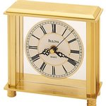 Bulova Clocks Cheryl (Table) Custom Clock