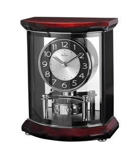 Bulova Clocks Gentry (Mantel Chime) Custom Clock