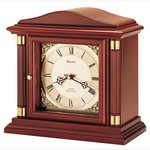Bulova Clocks Bramley (Mantel Chime) Custom Clock