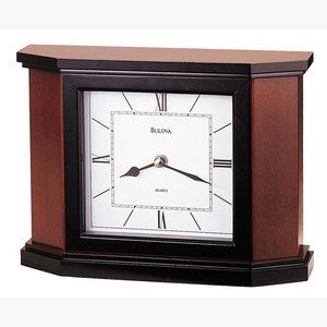 Bulova Clocks Holyoke (Mantel) Custom Clock
