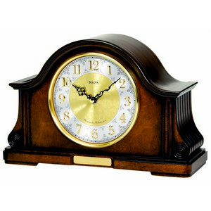 Bulova Clocks Chadbourne (Mantel Chime) Custom Clock