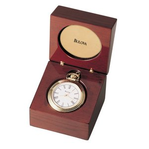 Bulova Clocks Ashton (Table) Custom Clock