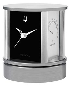 Bulova Clocks President (Tabletop) Custom Clock