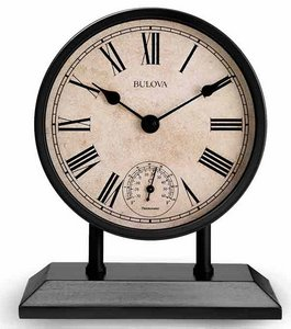 Bulova Clocks Plymouth (Tabletop) Custom Clock