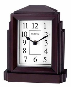 Bulova Clocks Empire (Tabletop) Custom Clock