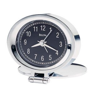 Bulova Clocks Adamo (Alarm/Travel) Custom Clock