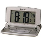 Bulova Clocks Avant I (Travel Alarm) Custom Clock