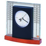 Bulova Clocks Glasner House (Frank Lloyd Wright) Custom Clock Cus
