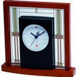 Bulova Clocks Willits (Frank Lloyd Wright) Custom Clock