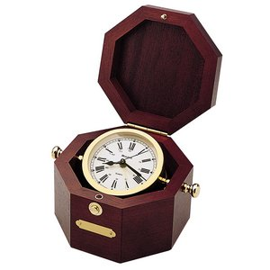 Bulova Clocks Quartermaster (Maritime) Custom Clock