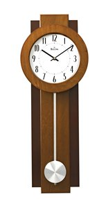 Bulova Clocks Avent (Pendulum Wall) Custom Clock