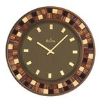 Bulova Clocks Mosaica (Decorative Wall) Custom Clock