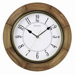 Bulova Clocks Sandhill (Wall Wooden) Custom Clock