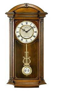 Bulova Clocks Hartwick (Mantel/Wall) Custom Clock