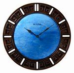 Bulova Clocks Oceanic (Decorative Wall - Large) Custom Clock