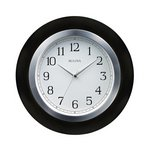 Bulova Clocks Zeypher (Decorative Wall - Large) Custom Clock