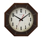 Bulova Clocks Gymnasium (Decorative Wall - Large) Custom Clock