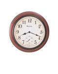 Bulova Clocks Richmond (Decorative Wall) Custom Clock Custom Cloc