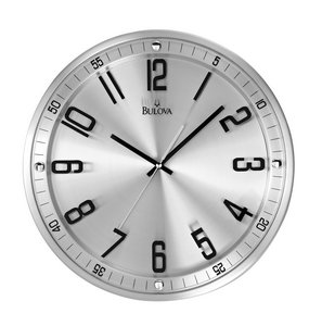 Bulova Clocks Silhouette Custom Clock