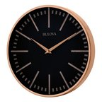 Bulova Clocks Copper Classic (Wall) Custom Clock