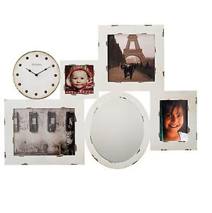 Bulova Clocks Gallery (Picture Frame) Custom Clock