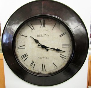Bulova Clocks Watford (Wall) Custom Clock