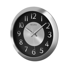 Bulova Clocks Music Streamer (Wall) Custom Clock