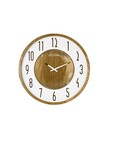 Bulova Clocks Broadway Wall Clock