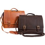 Old Fort Canyon Leather Brief