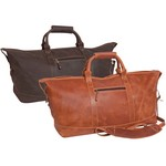 Little River Leather Duffel