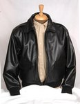 Nappa Leather Fly Bomber