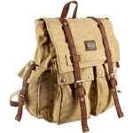 Cruz Canvas Backpack