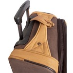 Switzer Canyon Leather Rolling Carry-On