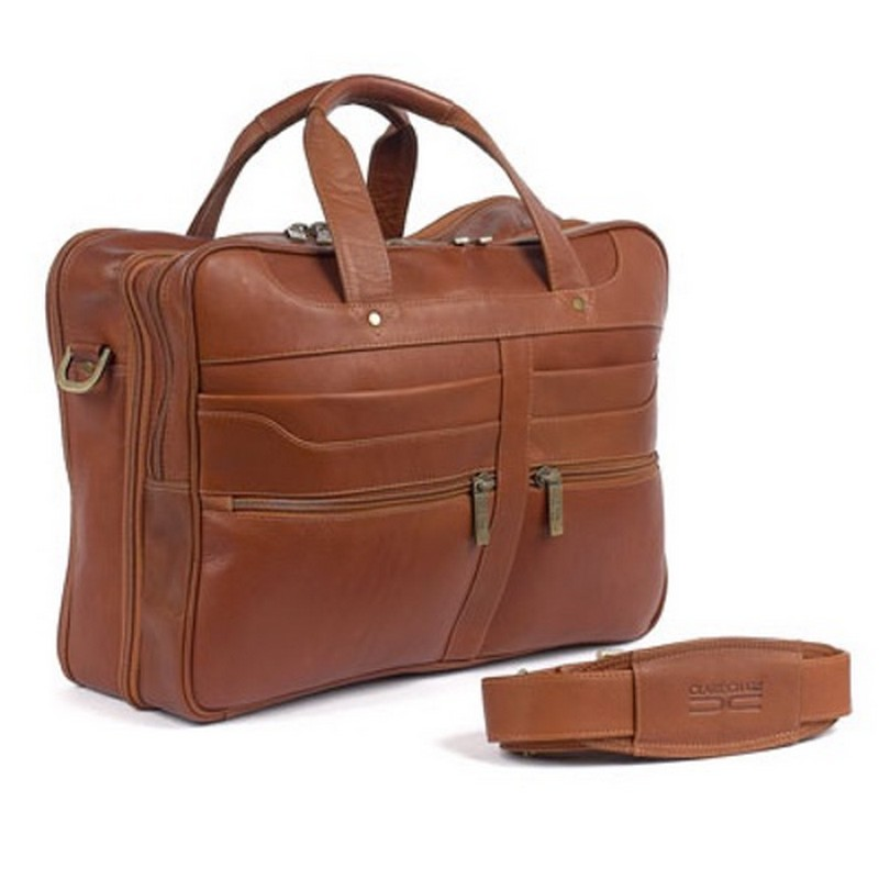 Meridien Laptop Leather Ipad Case custom messenger bag