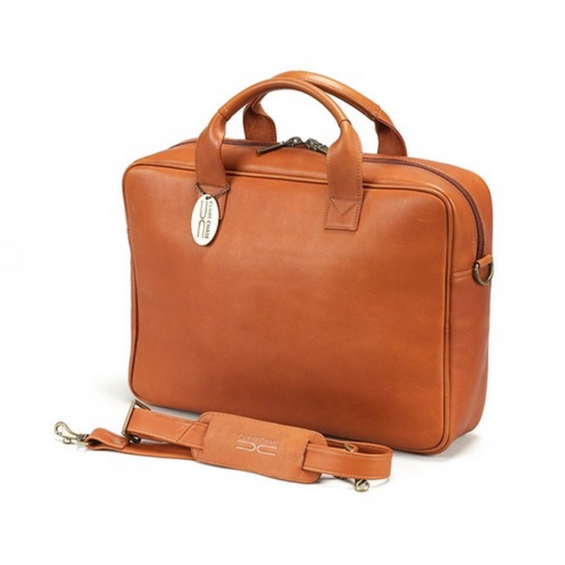 Small Business Leather Brief custom leather briefcase