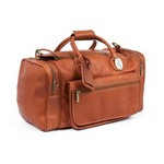 Classic Sports Valise Leather Bag